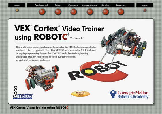 Cortex-video-trainer