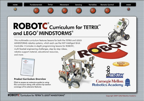 Robotc-curriculum-for-tetrix-and-lego-mindstorms